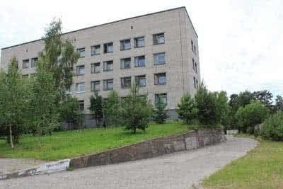 Реабилитационный центр инсульта и травм в 40 больнице Сестрорецка