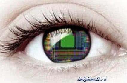 Восстановление зрения после инсульта и травмы мозга
