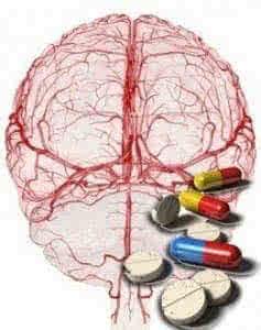 Препараты для кровообращениямозга