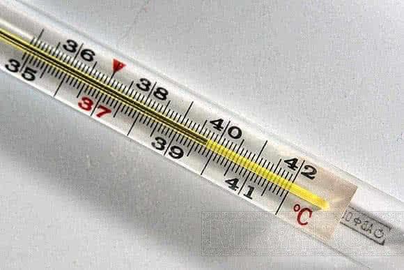 Температура после инсульта