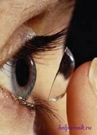 Лечащие контактные линзы – шаг вперед, к ясному зрению