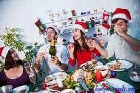 Как спастись от новогоднего похмелья