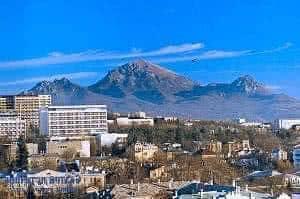 Санатории кавказских минеральных вод-совмещаем лечение отдых и туризм.