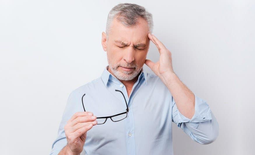 Вероятность cмерти после инсульта