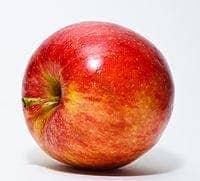 1 яблоко может спасти от инсульта