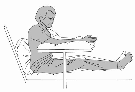 Восстановление координации (сидя) после инсульта