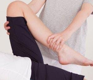 Восстановление мышц ноги