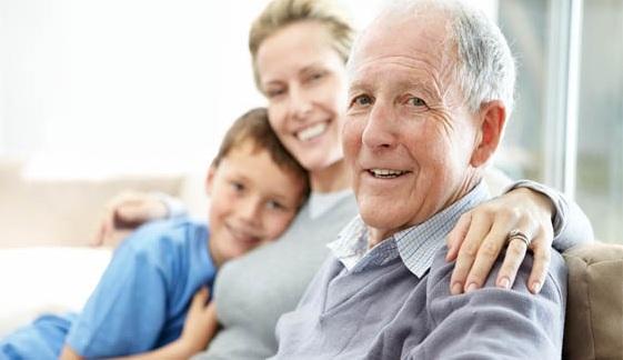 Значение поддержки близких человека после инсульта