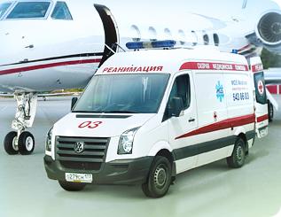 Когда человеку после инсульта необходима санитарная авиация?