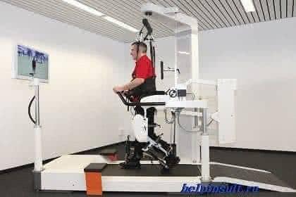 Роботизированная система обучения ходьбе Lokomat