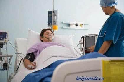 Кома при инсульте
