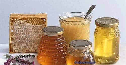 Мед при инсульте и не только