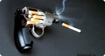 К чему может привести курение?