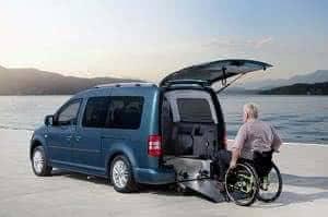 минивэн инвалид