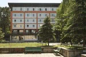 Санаторий находящийся в Рязанской области
