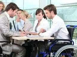 Трудовая деятельность инвалидов