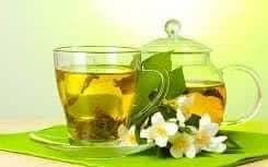 Полезные свойства и похудение с зеленым чаем и имбирем