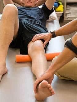 Снятие отечности ног после инсульта