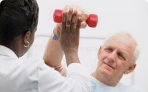 Зарядка: гимнастика после инсульта