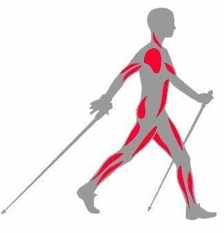 Правила ходьбы после инсульта с палками
