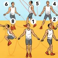Упражнения со скакалкой для тренировки ходьбы после инсульта